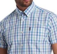 BARBOUR Tatte 14 Short Sleeve  Fitted Shirt